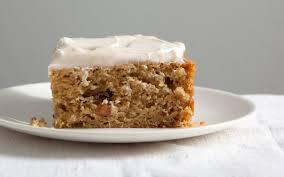 Grandma Fix's Applesauce Cake recipe found in the website at Fix Bros. Fruit Farm, Hudson, New York