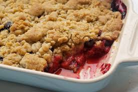 Fruit Cobbler recipe from Fix Bros Fruit Farm, Hudson, New York
